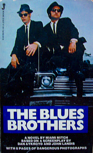 Finished a book: The Blues Brothers (1/2)