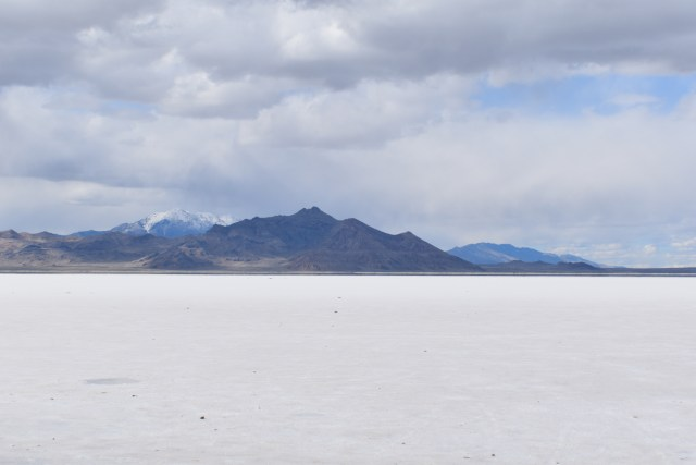 The Donner Party and the Bonneville Salt Flats
