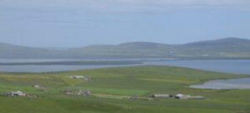 Landscape of Orkney