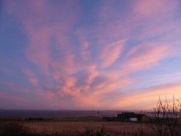 orkney sunrise
