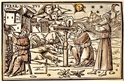 Pre-Copernican theories