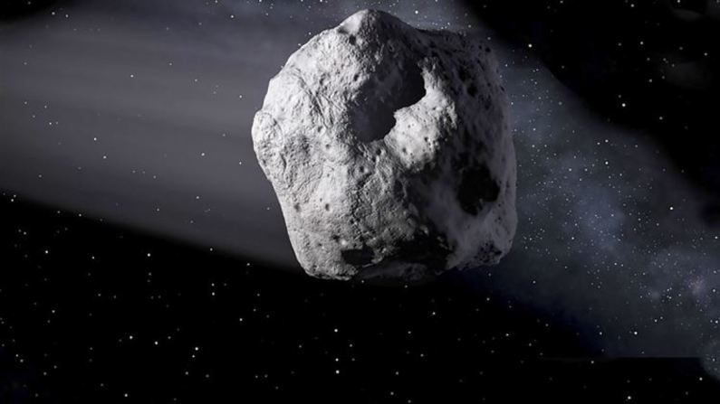1,001st Near-Earth Asteroid Glimpsed With Radar