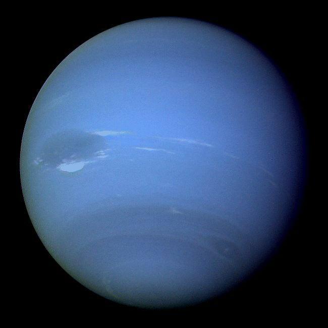 Scientific study discovers ammonia never detected on Neptune and Uranus