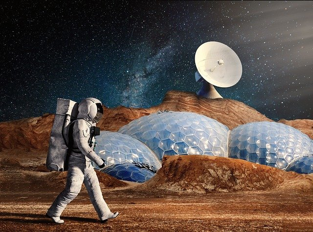 Colonizing Mars could speed up human evolution /astronomy. com/