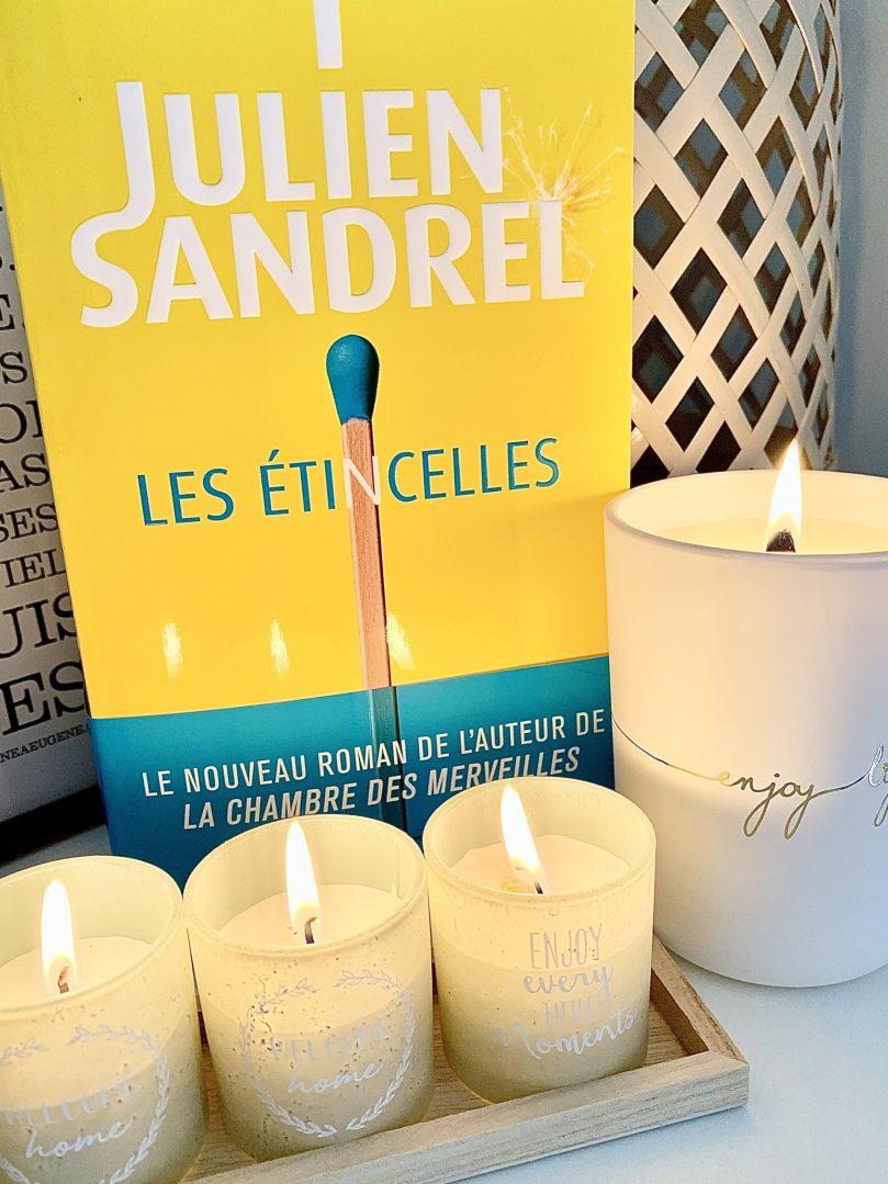 Les étincelles – Julien Sandrel
