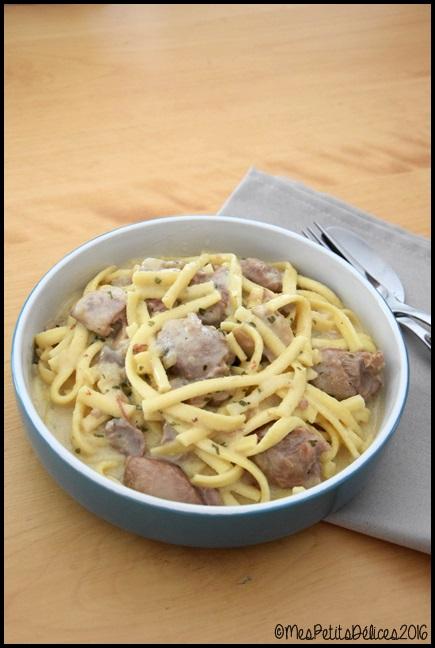 Recette De Sot-l'y-laisse De Dinde Et Champignons : recette, sot-l'y-laisse, dinde, champignons, Fricasse, Petits, Dlices