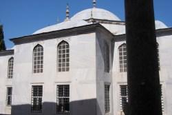 Mosquée des Eunuques et bibliothèque