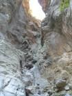 Un canyon latéral