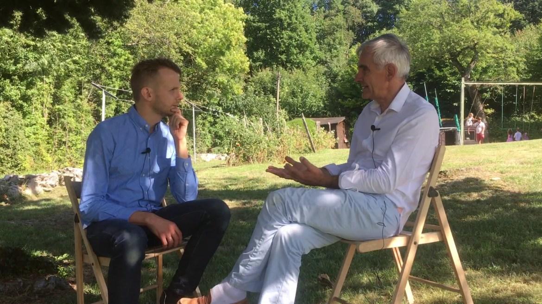 Débuter l'apiculture et capturer un essaim – Interview #3 – Matthieu