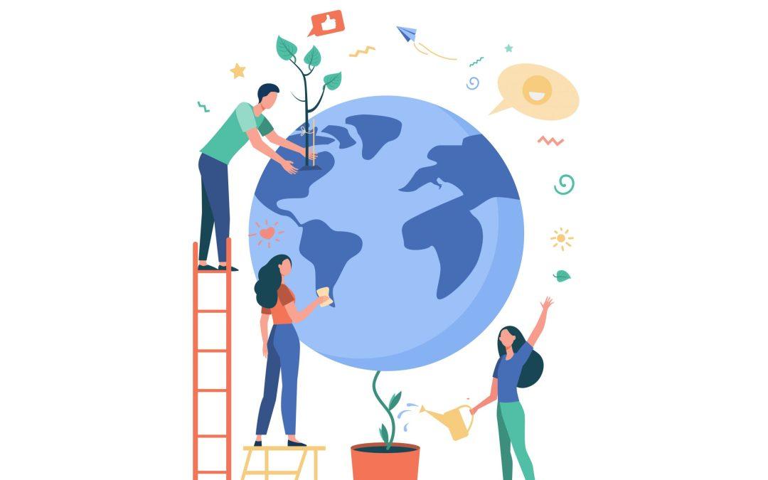 Événement inter-blogueurs: Votre geste pour la planète ? ?