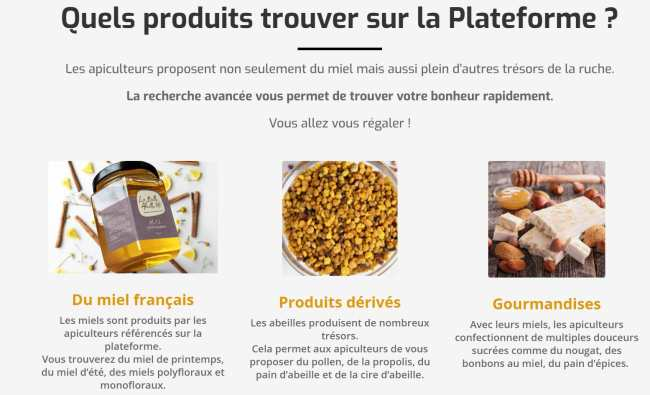 produits apiculture france
