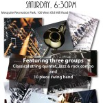 Mesquite Community Band to perform Saturday