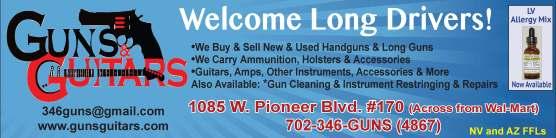Guns & Guitars B-LD