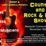Country and Rock & Roll Show Scheduled