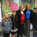 Representative –Elect Regina Cobb Visits Beaver Dam Elementary School