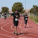 Senior Games: Track & Field Results 2015