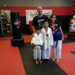 Mesquite Tae Kwon Do students return from International, National and State Tournaments with Medals