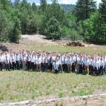 Camp Helaman Attended by 65 Local Young Men