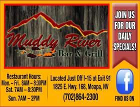 Muddy R Special