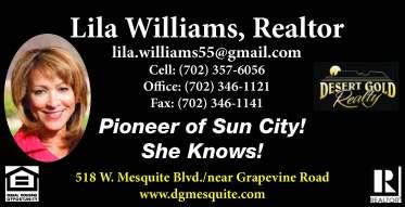 Lila Williams RE