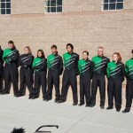 VVHS Band takes First Place