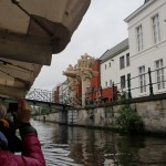 Touring Ghent, Belgium by Boat