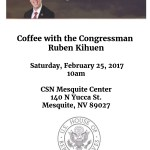 Coffee with the Congressman