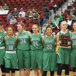 NIAA honors Lady Bulldog basketball team