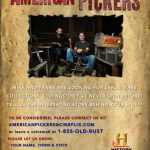 AMERICAN PICKERS to Film in Nevada