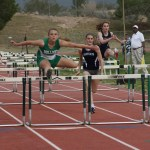 Lady Dawg track team dominates Bulldog Early Bird Invitational