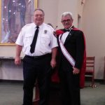 Knights of Columbus Honor Mesquite's First Responders