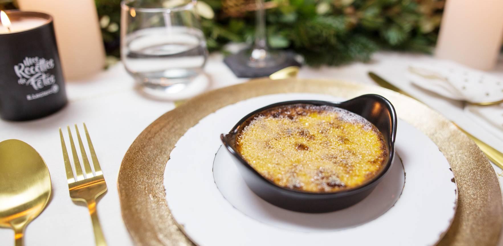 au foie gras et fruits secs