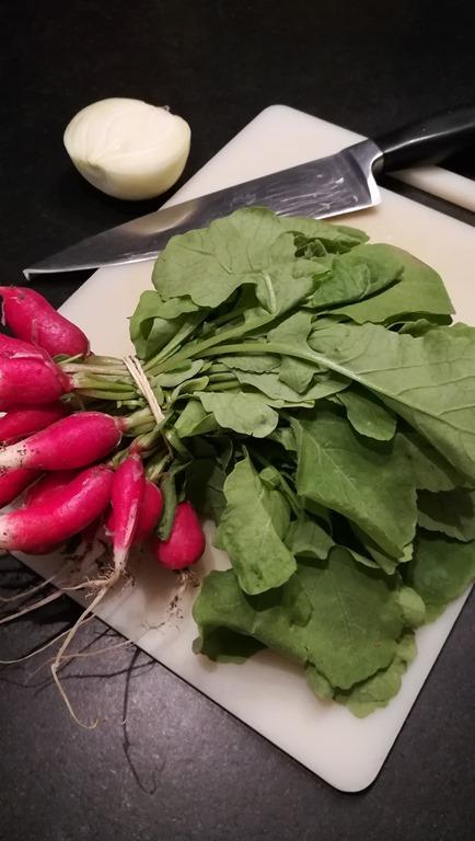 Velouté de fanes de radis (2)