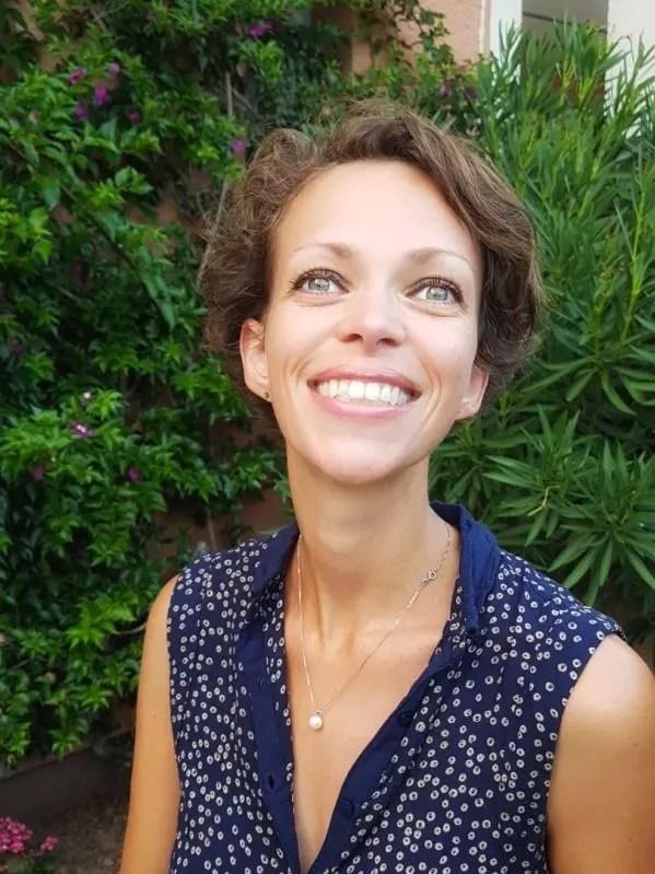 Caroline, auteur du blog mes recettes naturelles