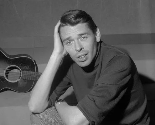 Photo de Jacques Brel
