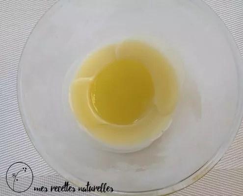 recette de crème au karité maison