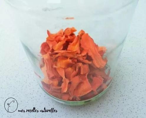 recette de macérat de carotte maison