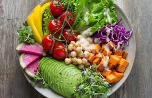 L'alimentation végétale : plus écologique et riche en nutriments
