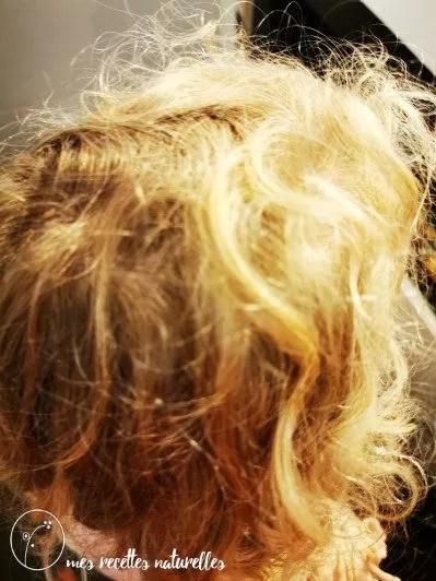 Comment réparer les cheveux secs apres l'été ?