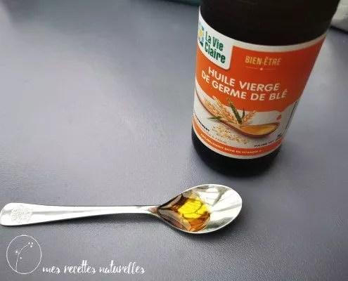 huile de germe de ble : comment l'utiliser ?