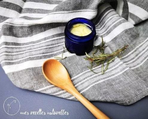 recette de crème de nuit naturelle