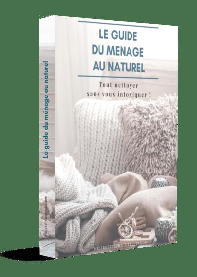 Livre gratuit : le guide du ménage au naturel