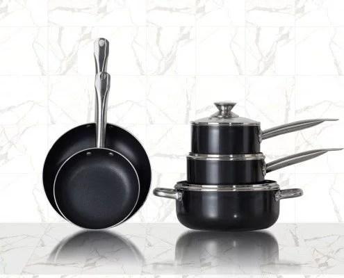 batterie de cuisine : éliminer les toxiques pour une cuisine saine