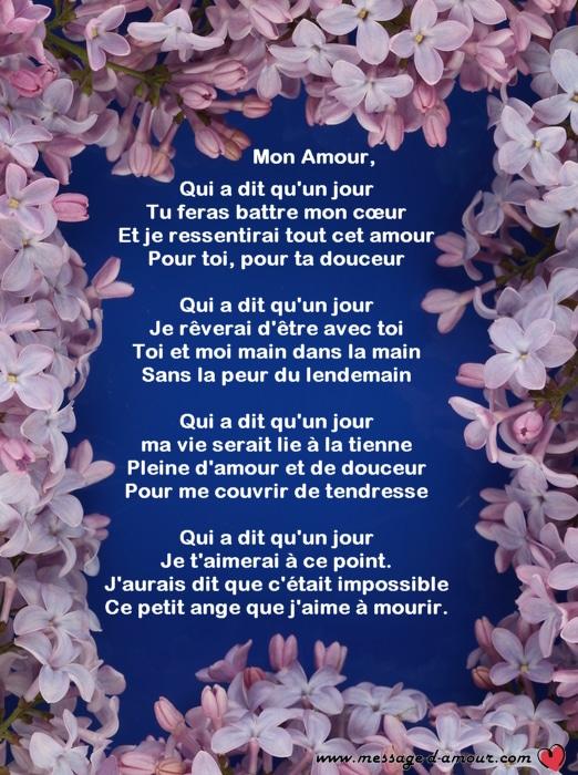 Les Plus Beau Poeme D Amour : poeme, amour, Poèmes, D'amour, Saint, Valentin, Message