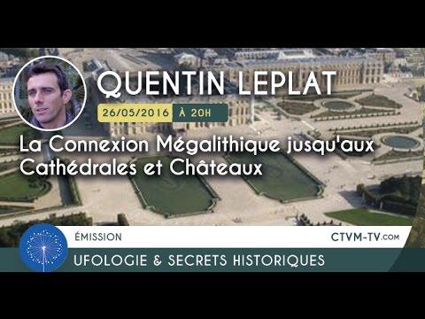 LA CONNEXION MÉGALITHIQUE DES CATHÉDRALES ET CHÂTEAUX DES ROIS DE FRANCE.