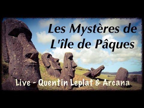 PERCER LES MYSTÈRES DE L'ILE DE PAQUES