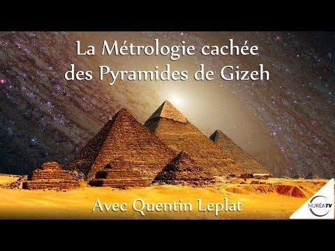 LA METROLOGIE CACHEE DU PLATEAU DE GIZEH