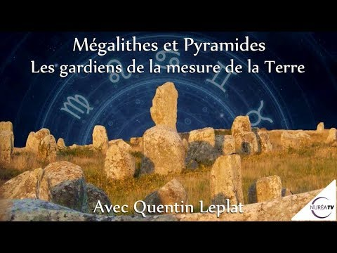 MÉGALITHES PYRAMIDES : GARDIEN DE LA MESURE DE LA TERRE