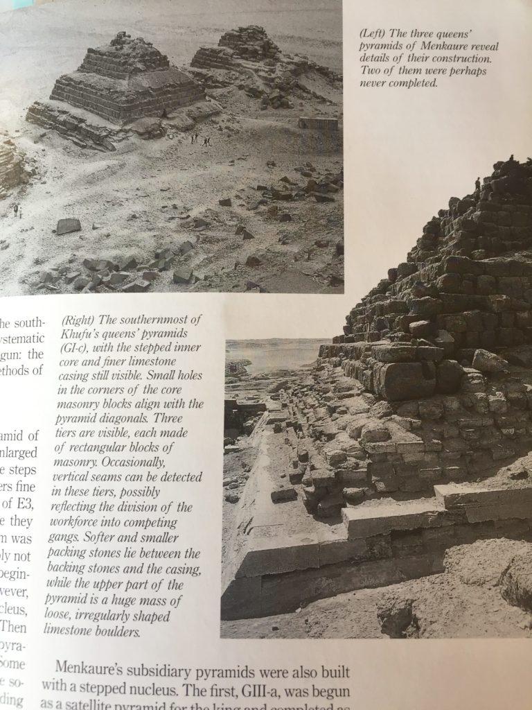 Eux Aussi Ont Construit Des Pyramides : aussi, construit, pyramides, Durée, Construction, Pyramides