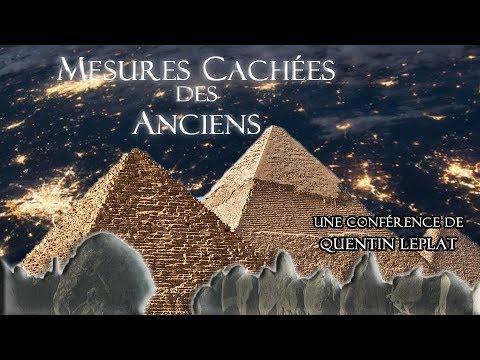 Réflexion autour des preuves de l'existence du mètre en des temps reculés.